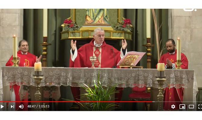 Una Semana Santa sin procesiones, con misas a puerta cerrada y ...