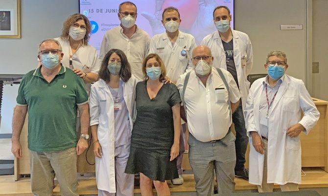 El hospital de Gandia acogió la primera jornada sobre donación de órganos   Saforguia.com Guía referente en La Safor.